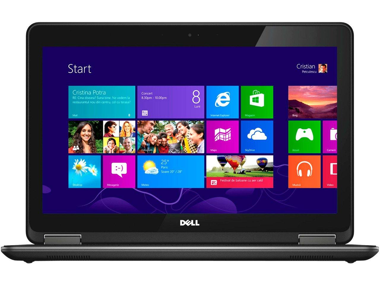 Dell latitude 12 7000 e7240 i5 4300u refurbished astringo for Notebook tablet