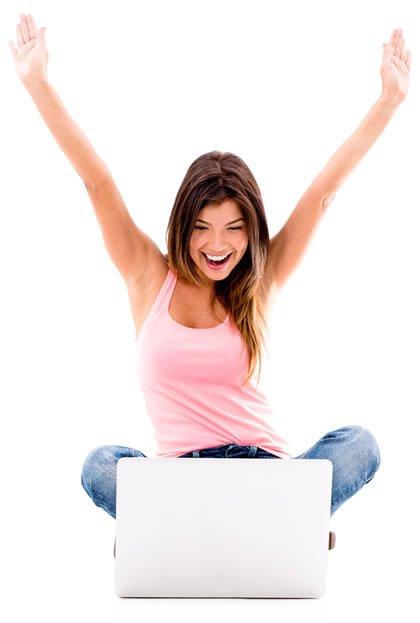 Laptop-Success